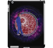 Wibbly Wobbly - Blue iPad Case/Skin