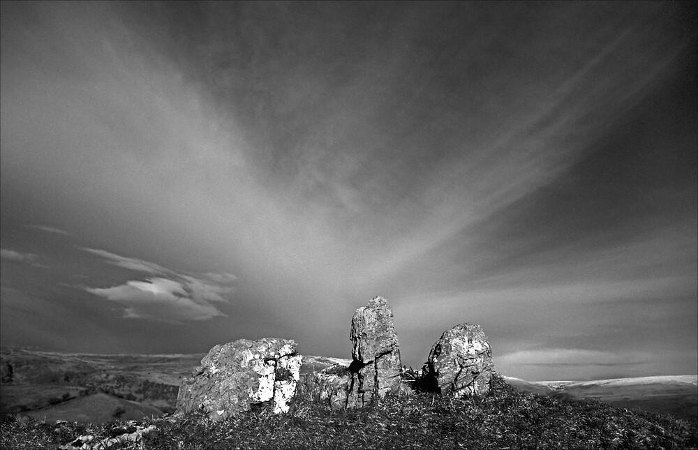Penwyllt Sunrise by Hywel Harris