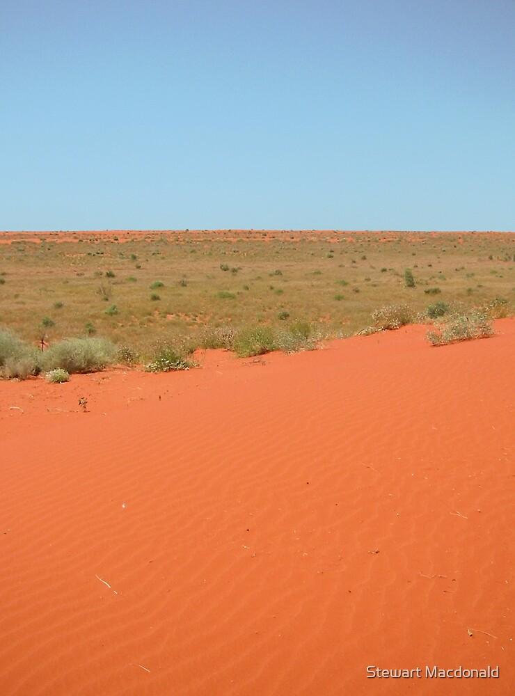 Desert dune by Stewart Macdonald