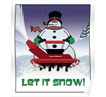 Let It Snow! Poster