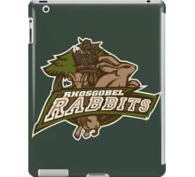 Team Rabbit iPad Case/Skin