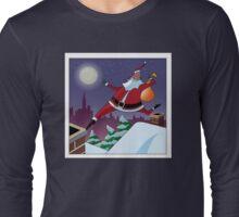 Chimney Leap Long Sleeve T-Shirt