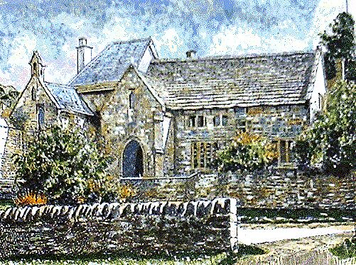 The Priory, Stoke-sub-Hamdon, Somerset by Tonkin