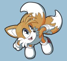Sonic the Hedgehog - Tails Kids Clothes