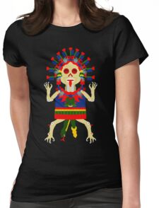 Titzitzimitl (or Tzitizimime)  Womens Fitted T-Shirt