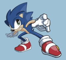 Sonic the Hedgehog - Sonic Kids Clothes