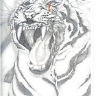 Siberian Tiger(a cry for help) by sosij