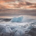 The Ice Cold Heaven by ewkaphoto