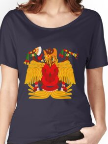 Eagle Knight Women's Relaxed Fit T-Shirt