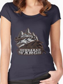 Team Warg Women's Fitted Scoop T-Shirt