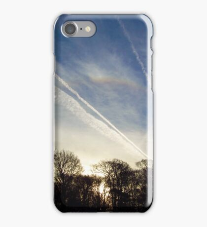 Winter Ice Bow iPhone Case/Skin