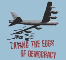 Laying the Eggs of Democracy by hotbeetees