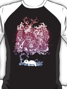 Dreaming Bear  T-Shirt