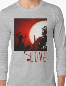 Love (version for clothing) Long Sleeve T-Shirt