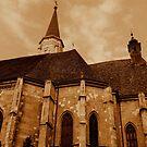 Saint Michael church by Sorin  Reck