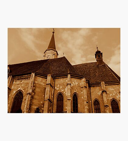 Saint Michael church Photographic Print