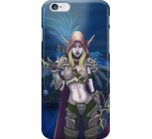World of Warcraft - Lady Sylvanas iPhone Case/Skin