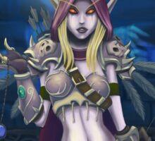 World of Warcraft - Lady Sylvanas Sticker