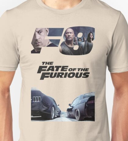 fate of the furious Unisex T-Shirt