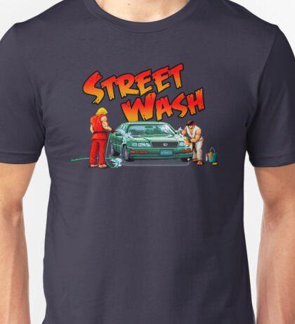 STREET FIGHTER´S NEW JOB Unisex T-Shirt