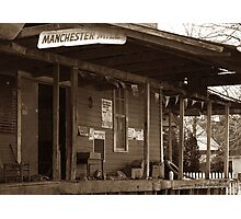 Manchester Feedmill Photographic Print