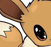 Pokemon - Eevee Sticker