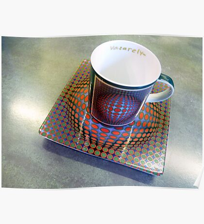 M is for MUG Poster