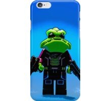Galactic Gangster iPhone Case/Skin