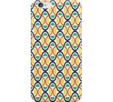 Retro Colourful Pattern iPhone Case/Skin