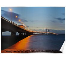 Ail Groesfan Hafren (Second Severn Crossing) Poster
