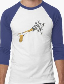 Thrill of the Hunt Men's Baseball ¾ T-Shirt