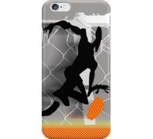 street bball iPhone Case/Skin