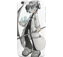Soul Eater - Stein and Spirit iPhone Case/Skin