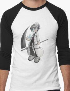 Soul Eater - Stein and Spirit Men's Baseball ¾ T-Shirt
