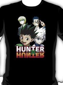 Hunter X Hunter: Gon, Killua, Kurapika, Leorio T-Shirt