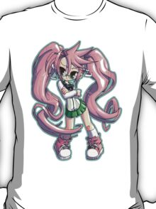 High School of the Dead - Takagi Saya T-Shirt