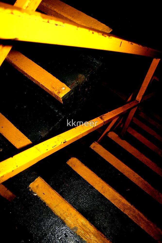 Stairway by kkmeer
