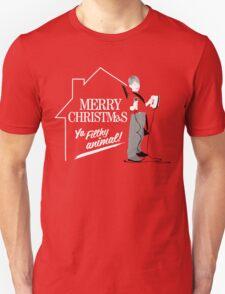 Merry Christmas Ya Filthy Animal! T-Shirt
