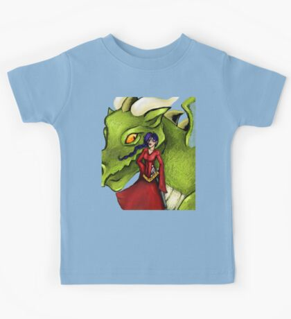 Dealing with fantasy Kids Tee