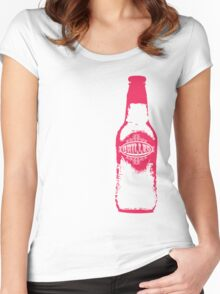 chilled Women's Fitted Scoop T-Shirt