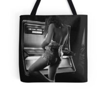 Juke Box Gal Tote Bag