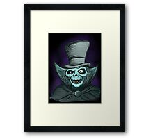Ol' Hatty Framed Print