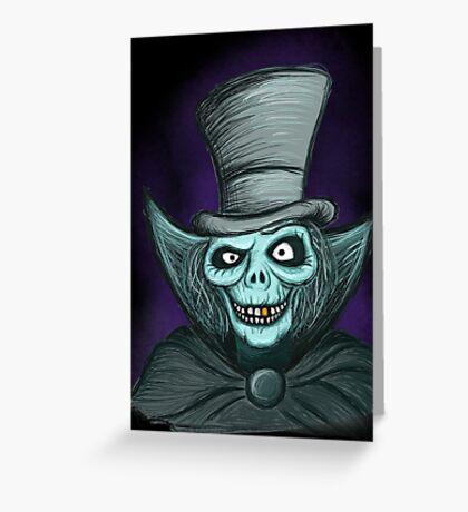 Ol' Hatty Greeting Card