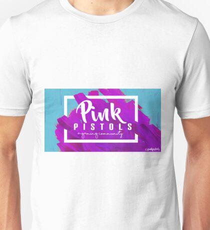 Pink Pistols Logo Unisex T-Shirt