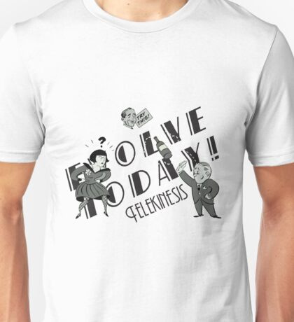 Bioshock: Telekinesis, Evolve Today! Unisex T-Shirt