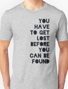 Lost and Found Unisex T-Shirt