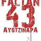 MexicoAyotzinapa #43 by TheBeksor