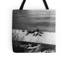 easy times Tote Bag