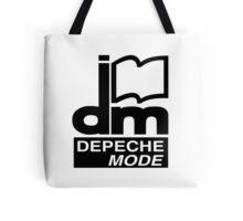 Depeche Mode : DM Logo 1986 - 2 - Black Tote Bag