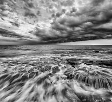 Stormy Sea by Mieke Boynton